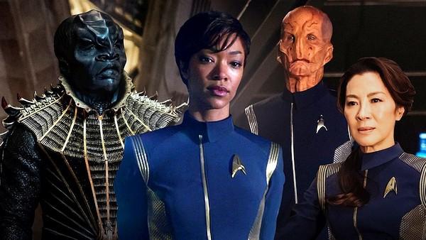 Star Trek Discovery (2017)