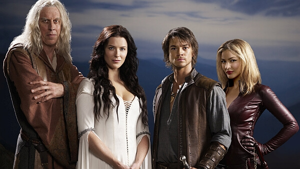Legend of the Seeker (2008)