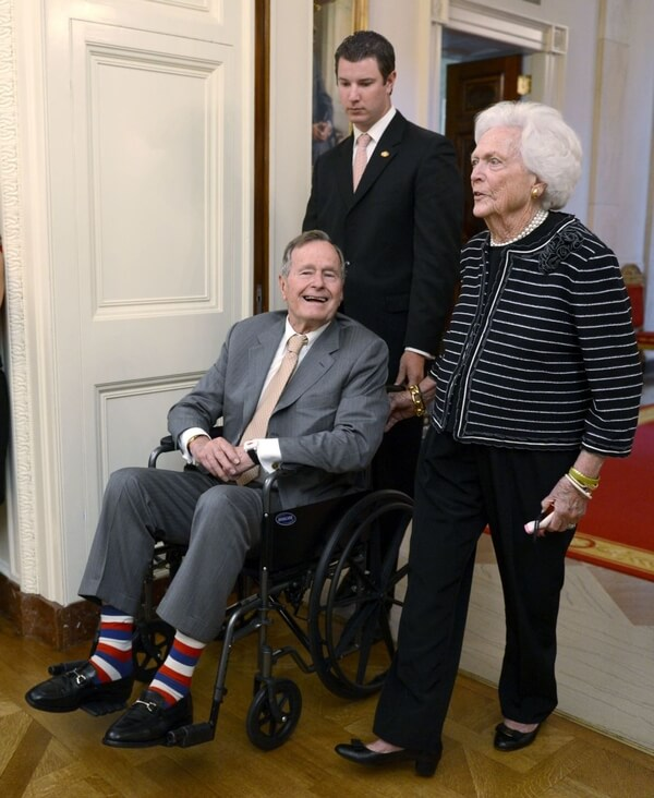 sosetele lui george bush