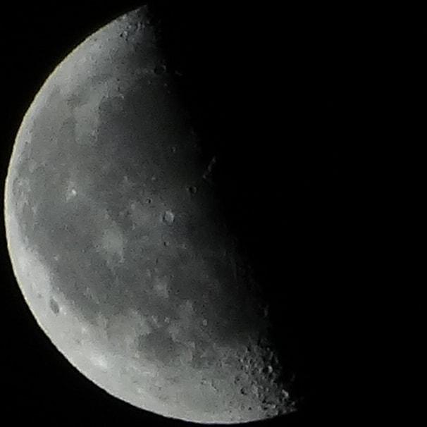 Luna - Ultimul Pătrar
