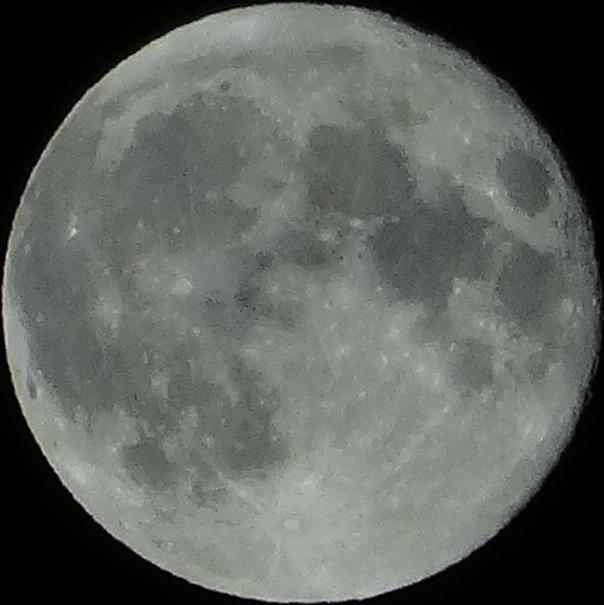 lună plină 2