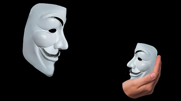 oglinda masca proiecție