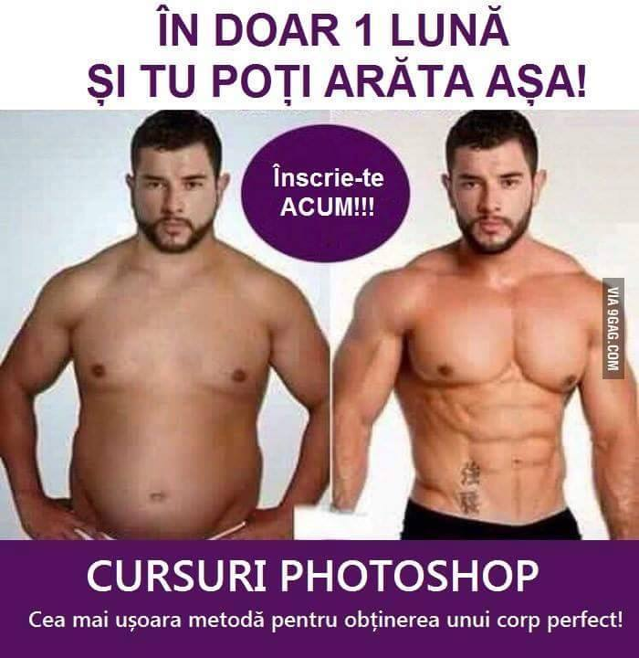 cursuri Photoshop